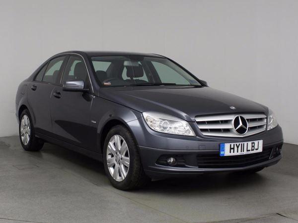 (2011) Mercedes-Benz C Class C220 CDI BlueEFFICIENCY Executive SE 4dr Auto £985 Of Extras - Bluetooth Connection - Parking Sensors - Aux MP3 Input
