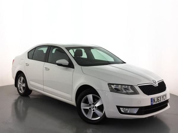 (2013) Skoda Octavia 2.0 TDI CR SE 5dr Bluetooth Connection - £20 Tax - Parking Sensors - DAB Radio - Aux MP3 Input