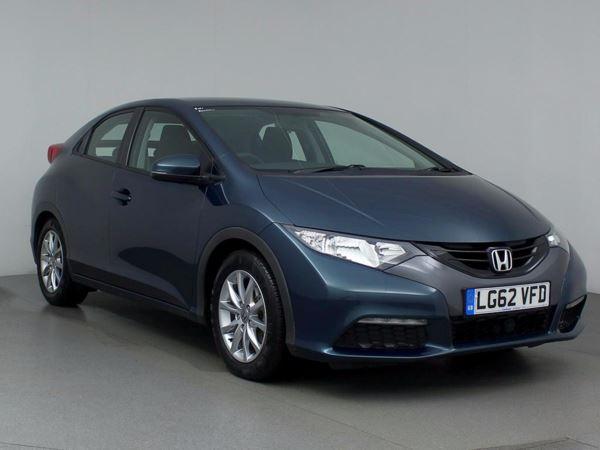 (2012) Honda Civic 1.4 i-VTEC SE 5dr Aux MP3 Input - Climate Control - 1 Owner