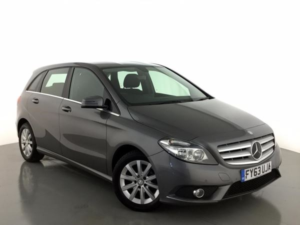 (2013) Mercedes-Benz B Class B180 CDI SE 5dr - MPV 5 SEATS Bluetooth Connection - £20 Tax - Parking Sensors - Rain Sensor - 6 Speed