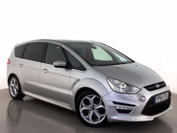 (2014) Ford S-MAX 2.0 TDCi 163 Titanium X Sport 5dr - MPV 7 Seats £2620 Of Extras - Panoramic Roof - Satellite Navigation - Bluetooth Connection