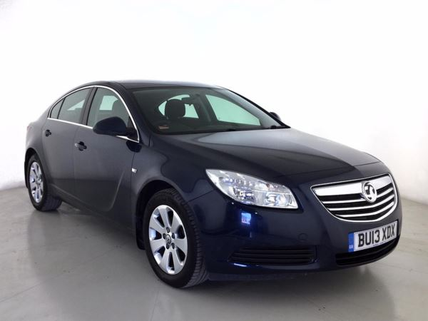 (2013) Vauxhall Insignia 2.0 CDTi ecoFLEX Tech Line [160] 5dr [Start Stop] £745 Of Extras - Satellite Navigation - Bluetooth Connection - £30 Tax