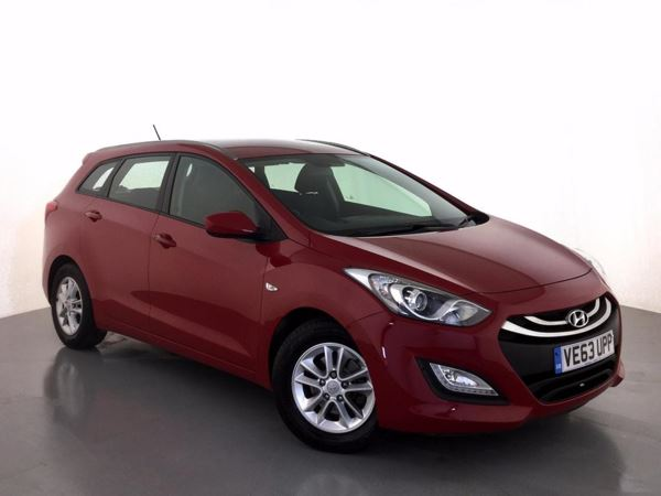 (2014) Hyundai i30 1.6 CRDi Blue Drive Active 5dr Bluetooth Connection - £20 Tax - Parking Sensors - Cruise Control - 1 Owner