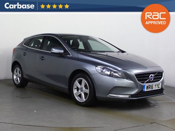 (2016) Volvo V40 D2 [120] SE 5dr Geartronic Bluetooth Connection - DAB Radio - Aux MP3 Input - USB Connection - Rain Sensor - Cruise Control