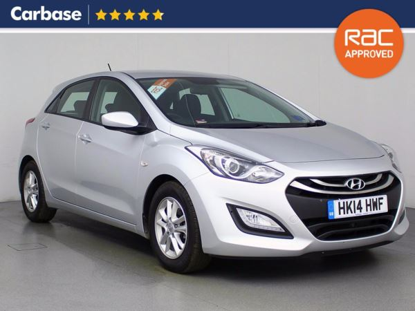 (2014) Hyundai i30 1.6 CRDi Blue Drive Active 5dr Bluetooth Connection - Zero Tax - Parking Sensors - Cruise Control - 1 Owner