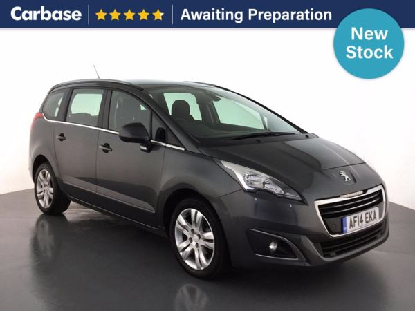 (2014) Peugeot 5008 1.6 HDi 115 Active 5dr Estate £680 Of Extras - Bluetooth Connection - Aux MP3 Input - Cruise Control