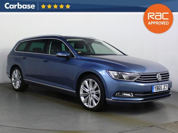 (2015) Volkswagen Passat 2.0 TDI SCR 190 GT 5dr DSG Estate £3790 Of Extras - Panoramic Roof - Satellite Navigation - Bluetooth Connection - Parking Sensors