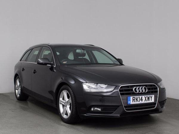 (2014) Audi A4 2.0 TDIe SE Technik 5dr Avant £1200 Of Extras - Satellite Navigation - Luxurious Leather - Bluetooth Connectivity