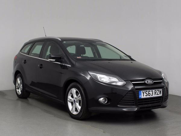 (2014) Ford Focus 1.6 TDCi 115 Zetec 5dr £750 Of Extras - Bluetooth Connection - £20 Tax - Parking Sensors - DAB Radio