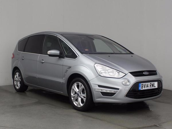 (2014) Ford S-MAX 2.0 TDCi 163 Titanium 5dr - MPV 7 Seats £970 Of Extras - Bluetooth Connection - Parking Sensors - DAB Radio