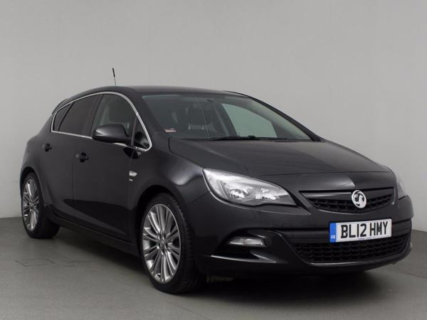 (2012) Vauxhall Astra 1.6i 16V SRi Vx-line 5dr £645 Of Extras - Aux MP3 Input - Cruise Control - Air Conditioning - Alloys