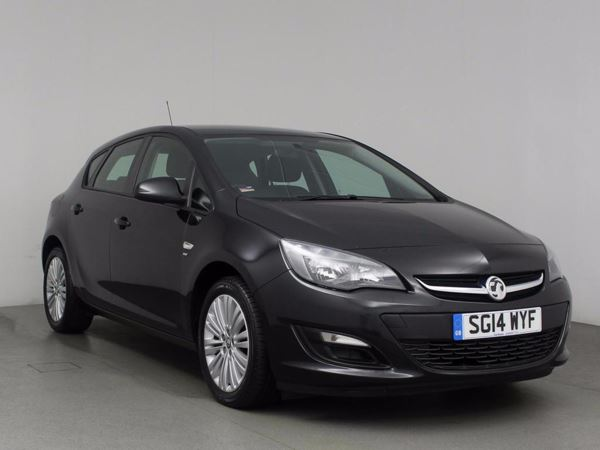 (2014) Vauxhall Astra 1.6i 16V Energy 5dr Bluetooth Connection - Aux MP3 Input - USB Connection - Cruise Control