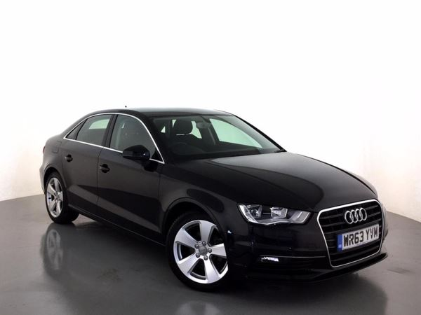 (2013) Audi A3 2.0 TDI Sport 4dr Bluetooth Connection - £20 Tax - DAB Radio - 6 Speed - Climate Control