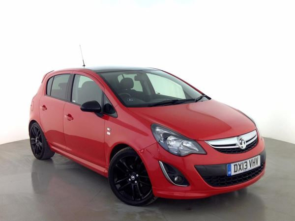 (2013) Vauxhall Corsa 1.3 CDTi ecoFLEX Limited Edition 5dr £30 Tax - Aux MP3 Input - Cruise Control - Air Conditioning - 1 Owner