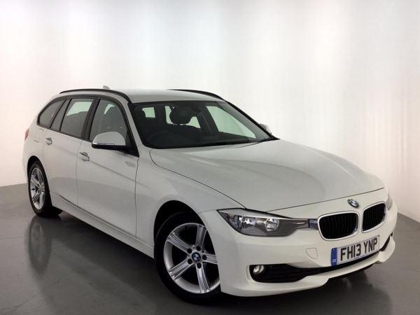 (2013) BMW 3 Series 318d SE 5dr Satellite Navigation - Bluetooth Connection - DAB Radio - Aux MP3 Input