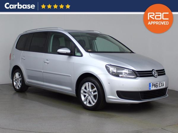 (2011) Volkswagen Touran 1.6 TDI 105 SE 5dr - MPV 7 Seats £615 Of Extras - Bluetooth Connection - Parking Sensors - Rain Sensor