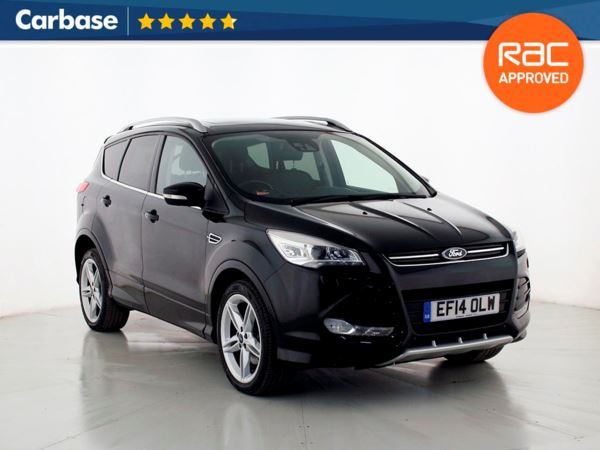 (2014) Ford Kuga 2.0 TDCi 163 Titanium X 5dr - SUV 5 Seats £3295 Of Extras - Panoramic Roof - Satellite Navigation - Luxurious Leather - Bluetooth Connection