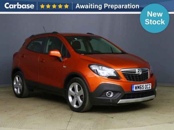 (2016) Vauxhall Mokka 1.4T Tech Line 5dr - SUV 5 Seats £545 Of Extras - Satellite Navigation - Bluetooth Connection - Parking Sensors - DAB Radio