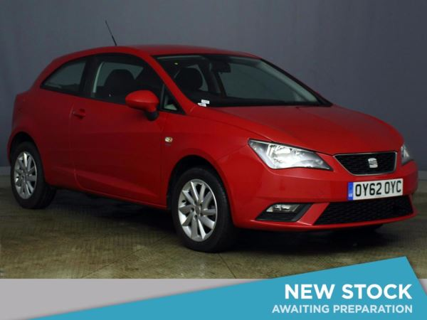 (2012) SEAT Ibiza 1.2 TSI SE 3dr DSG Auto Parking Sensors - Aux MP3 Input - Air Conditioning
