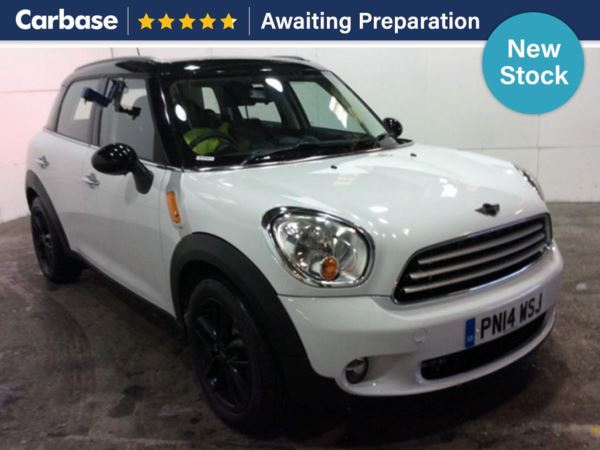 (2014) MINI Countryman 1.6 Cooper D 5dr £610 Of Extras - Bluetooth Connection - Parking Sensors - DAB Radio