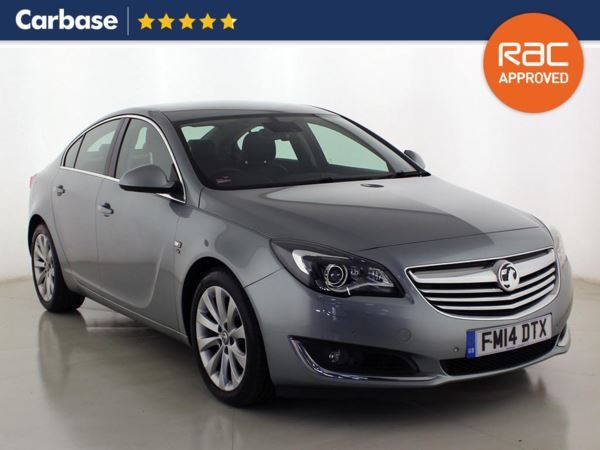 (2014) Vauxhall Insignia 2.0 Cdti [140] Ecoflex Elite Nav 5dr Satellite Navigation - Luxurious Leather - Bluetooth Connection - Parking Sensors
