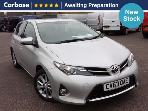 (2013) Toyota Auris 1.6 V-Matic Icon 5dr Bluetooth Connection - DAB Radio - Aux MP3 Input - USB Connection