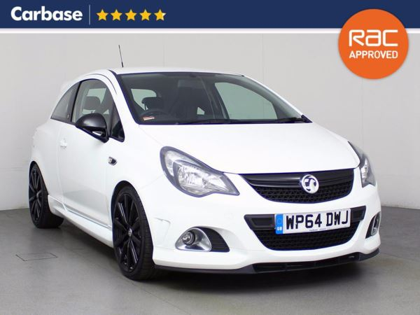(2014) Vauxhall Corsa 1.6T VXR Clubsport 3dr Bluetooth Connection - DAB Radio - Aux MP3 Input - Cruise Control