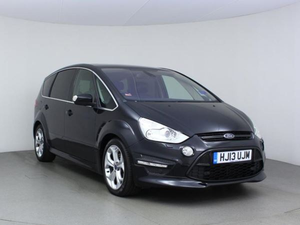 (2013) Ford S-MAX 2.0 TDCi 163 Titanium X Sport - MPV 7 Seats £425 Of Extras - Panoramic Roof - Parking Sensors - Bluetooth Connectivity - Climate Control - Luxurious Alcantara