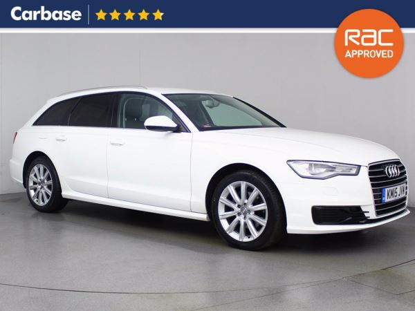 (2015) Audi A6 2.0 TDI Ultra SE 5dr S Tronic Estate £2200 Of Extras - Satellite Navigation - Bluetooth Connection - £30 Tax