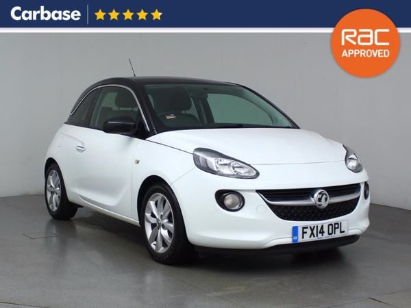 (2014) Vauxhall Adam 1.4i Jam 3dr £2465 Of Extras - Bluetooth Connection - Parking Sensors - DAB Radio