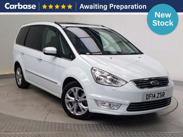 (2014) Ford Galaxy 2.0 TDCi 163 Titanium X 5dr Powershift - MPV 7 Seats £1650 Of Extras - Panoramic Roof - Satellite Navigation - Bluetooth