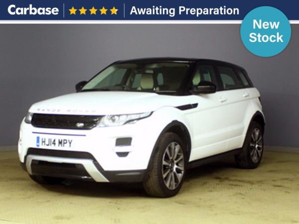 (2014) Land Rover Range Rover Evoque 2.2 SD4 Dynamic 5dr - SUV 5 Seats Satellite Navigation - Bluetooth Connection - Parking Sensors - DAB Radio