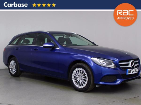 (2015) Mercedes-Benz C Class C220 BlueTEC SE Executive 5dr Estate Bluetooth Connection - £20 Tax - DAB Radio - Rain Sensor - Cruise Control