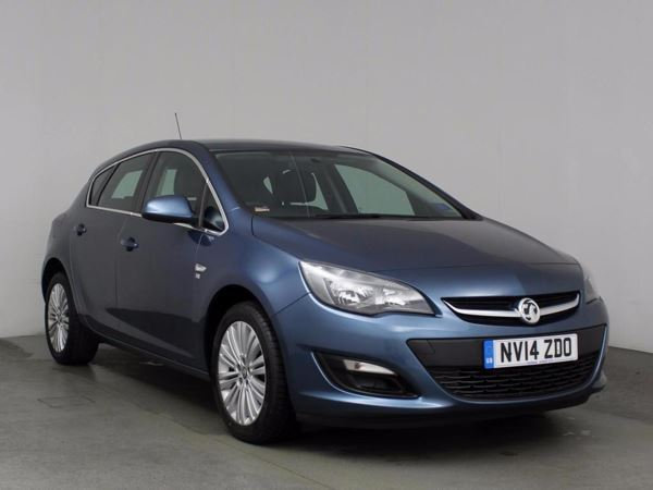 (2014) Vauxhall Astra 1.4i 16V Excite 5dr £675 Of Extras - Bluetooth Connection - Aux MP3 Input - USB Connection