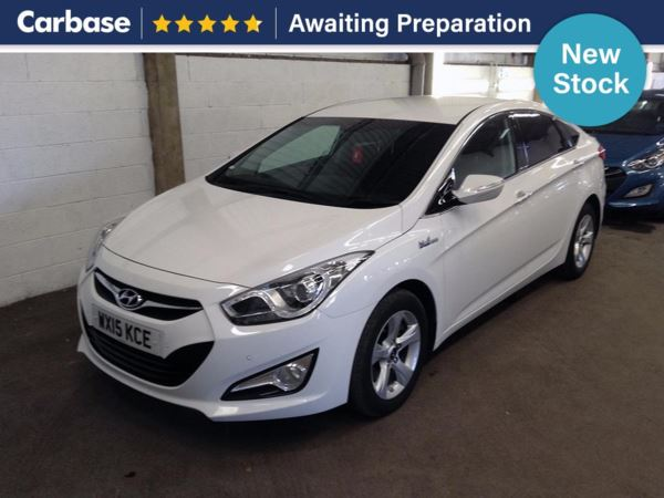 (2015) Hyundai i40 1.7 CRDi [115] Blue Drive Style 4dr Satellite Navigation - Bluetooth Connection - £30 Tax - Rain Sensor - Cruise
