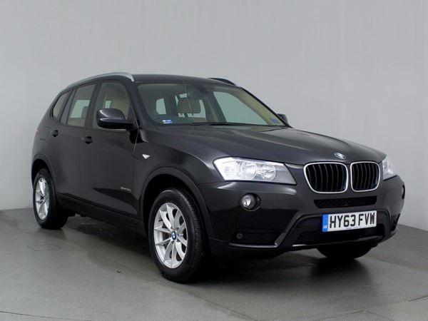 (2013) BMW X3 sDrive18d SE 5dr - SUV 5 SEATS £1955 Of Extras - Satellite Navigation - Luxurious Leather - Parking Sensor