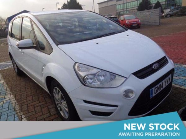 (2014) Ford S-MAX 1.6 TDCi Zetec 5dr [Start Stop] - MPV 7 SEATS Bluetooth Connection - Parking Sensors - Aux MP3 Input - 6 Speed - Climate