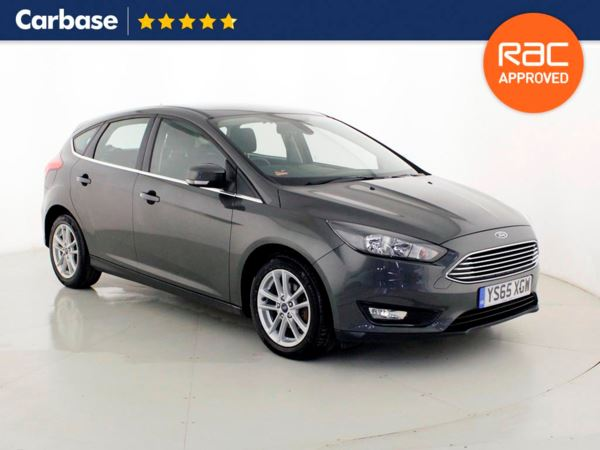 (2016) Ford Focus 1.5 TDCi 120 Zetec 5dr £775 Of Extras - Satellite Navigation - Bluetooth Connection - DAB Radio