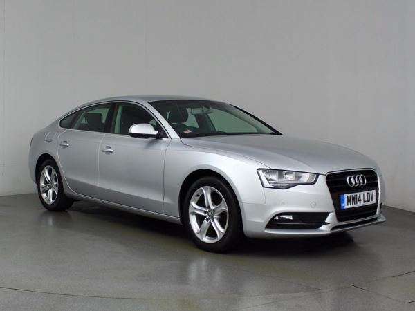 (2014) Audi A5 2.0 TDIe 136 SE 5dr [5 Seat] Sportback £1075 Of Extras - Bluetooth Connection - £30 Tax - Parking Sensors