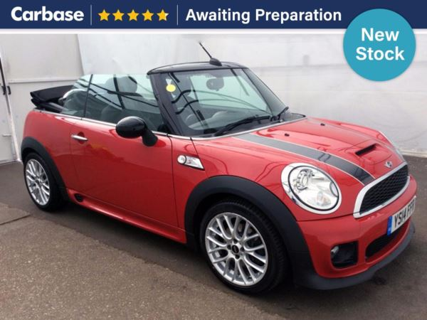 (2014) MINI Convertible 1.6 Cooper S 2dr Convertible £1080 Of Extras - Bluetooth Connection - Parking Sensors - DAB Radio