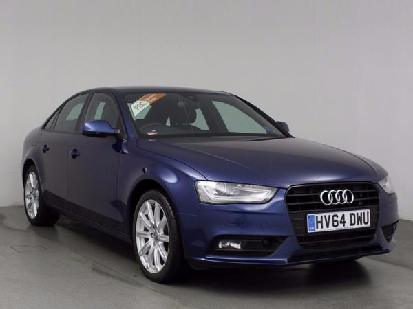 (2014) Audi A4 2.0 TDI 177 SE Technik 4dr Multitronic £5045 Of Extras - Satellite Navigation - Luxurious Leather - Bluetooth Connection