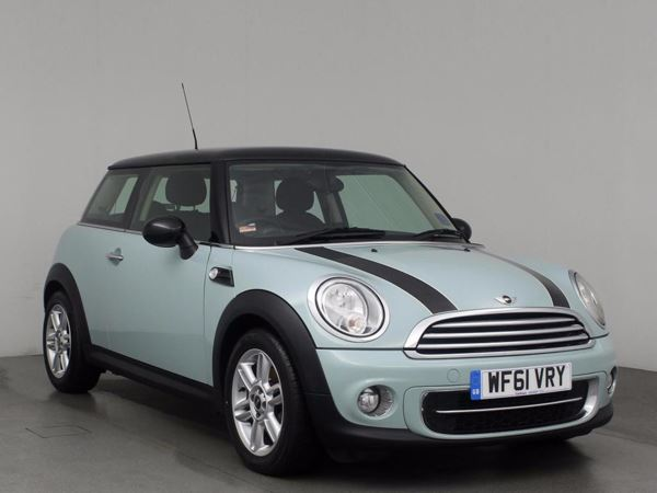(2011) MINI HATCHBACK 1.6 Cooper D 3dr £2675 Of Extras - Luxurious Leather - Zero Tax - DAB Radio - Aux MP3 Input