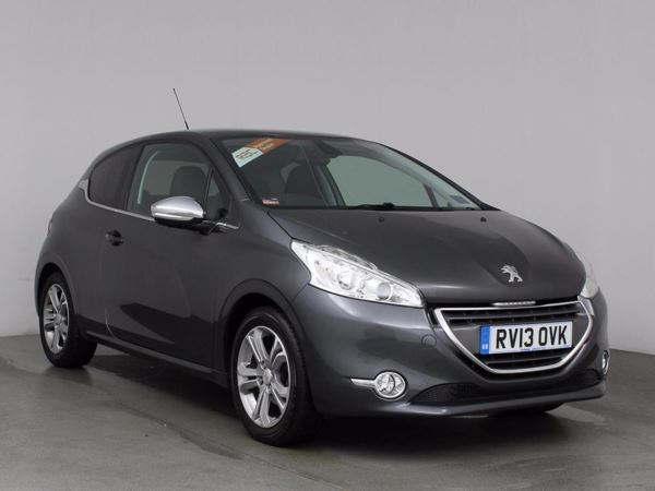 (2013) Peugeot 208 1.4 VTi Allure 3dr Bluetooth Connection - Aux MP3 Input - USB Connection - Rain Sensor - Cruise