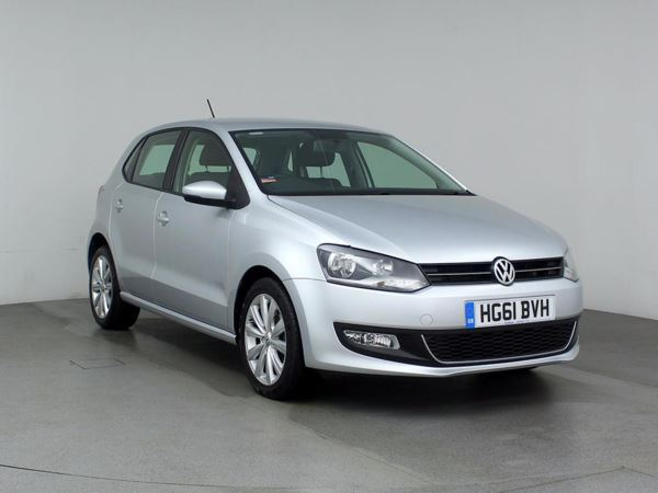 (2011) Volkswagen Polo 1.6 TDI 90 SEL 5dr £990 Of Extras - £30 Tax - DAB Radio - Climate Control - Alloys