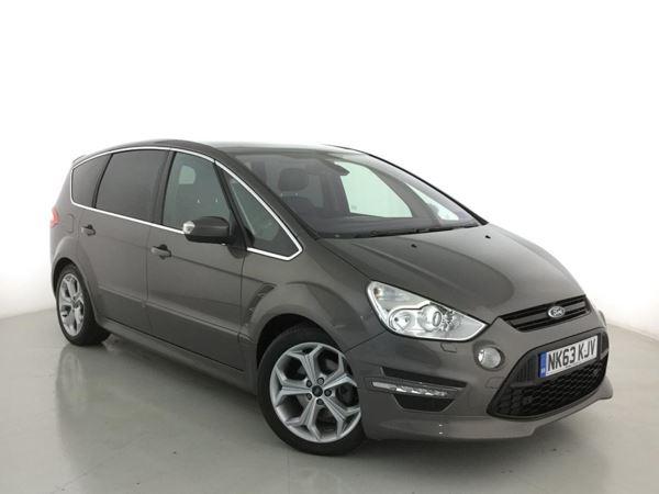(2013) Ford S-MAX 2.0 TDCi 163 Titanium X Sport 5dr - MPV 7 Seats Panroof - Bluetooth - 1 Owner - Parking Sensors - DAB - USB