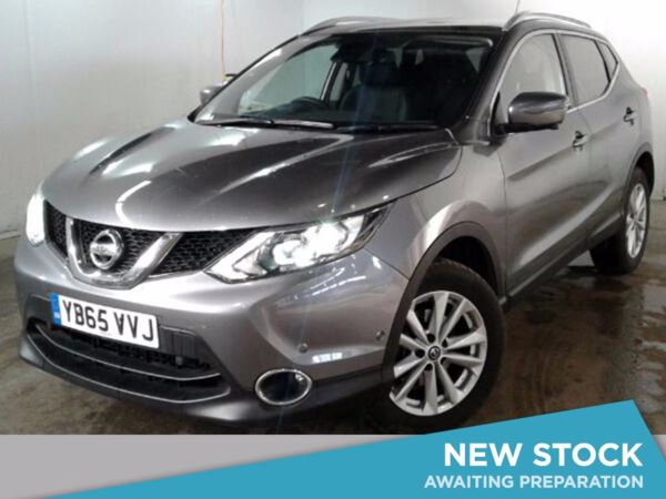(2015) Nissan Qashqai 1.5 dCi Tekna 5dr - SUV 5 SEATS Satellite Navigation - Bluetooth Connection - Zero Tax - DAB Radio