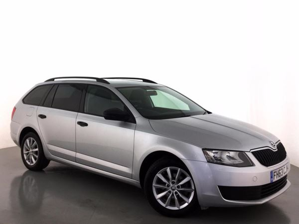 (2014) Skoda Octavia 1.6 TDI CR S Bluetooth Connection - Zero Tax - DAB Radio - USB Connection - 1 Owner
