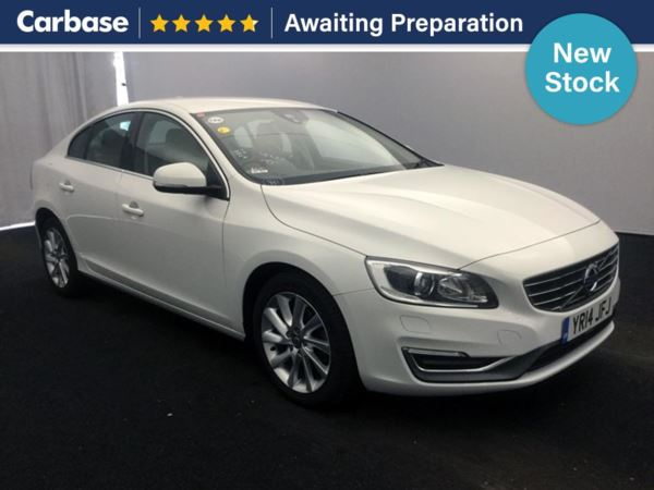 (2014) Volvo S60 D4 [181] SE Lux 4dr £1300 Of Extras - Luxurious Leather - Bluetooth Connection - Parking Sensors