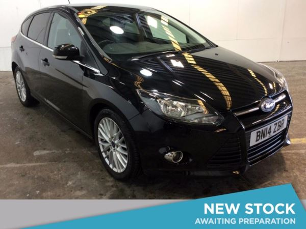 (2014) Ford Focus 2.0 TDCi Zetec 5dr Powershift £1050 Of Extras - Bluetooth Connection - DAB Radio - Aux MP3 Input