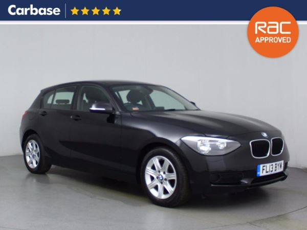 (2013) BMW 1 Series 116d ES 5dr Step Auto £1490 Of Extras - £20 Tax - DAB Radio - Aux MP3 Input - Air Conditioning